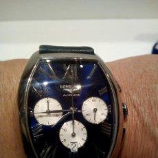 Relojes - Longines: RELOJ LONGINES EVIDENZA AUTOMÁTICO CHRONO AZUL. Lote 154548630