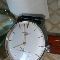 Relojes - Longines: LONGINES. MANUAL A CUERDA. 1.966. FUNCIONANDO. ((( IMPECABLE ))) DESCRIPCION Y FOTOS.. Lote 156691226