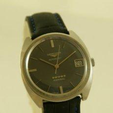Relojes - Longines: LONGINES ADMIRAL AUTOMATICO 5 ESTRELLAS FUNCIONANDO. Lote 156837122