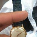 Relojes - Longines: RELOJ DE ORO DE HOMBRE. Lote 158332414