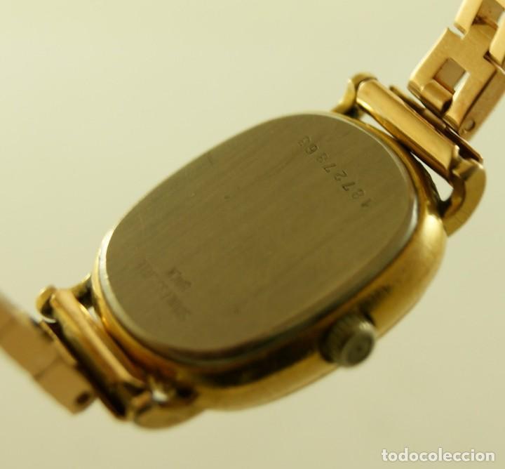 Relojes - Longines: LONGINES QUARTZ DAMA TIPO COCKTAIL FUNCIONANDO - Foto 6 - 160730574