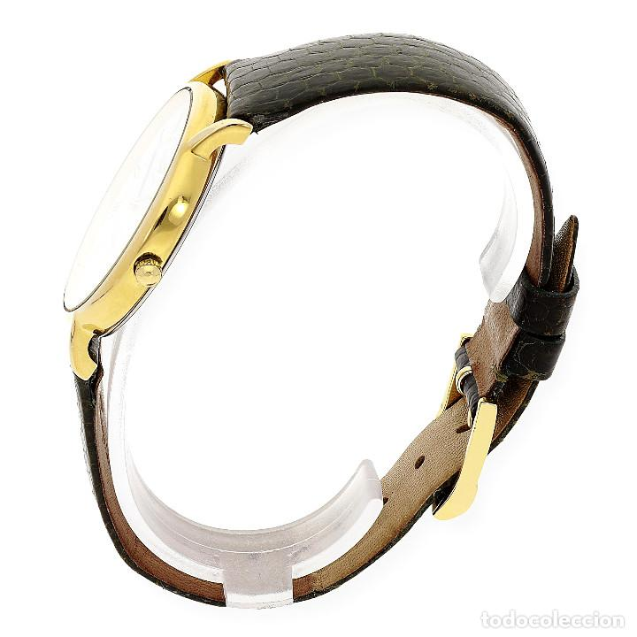 Relojes - Longines: Longines Presence Dial Reloj Unisex Oro Amarillo 18k y Acero - Foto 4 - 160943674