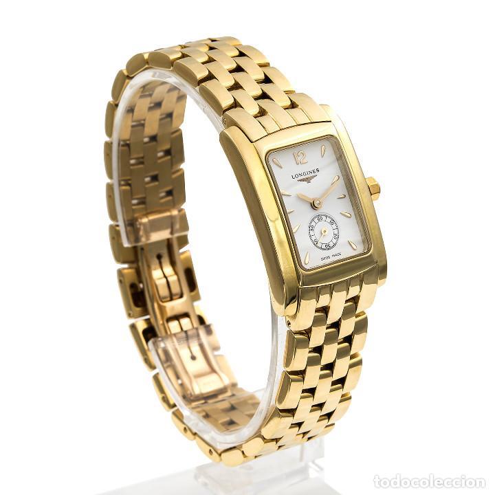 Relojes - Longines: Longines Reloj de Señora Oro Amarillo 18k - Foto 2 - 160946138