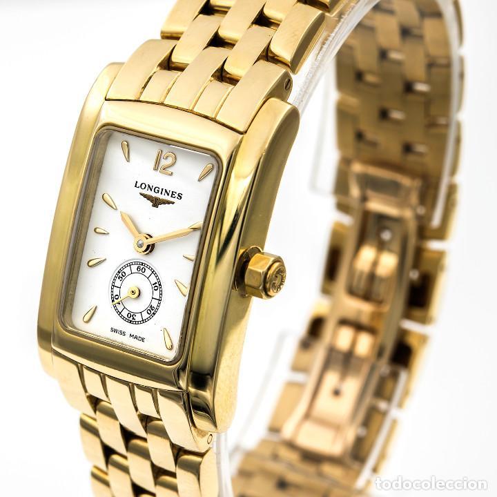 Relojes - Longines: Longines Reloj de Señora Oro Amarillo 18k - Foto 3 - 160946138