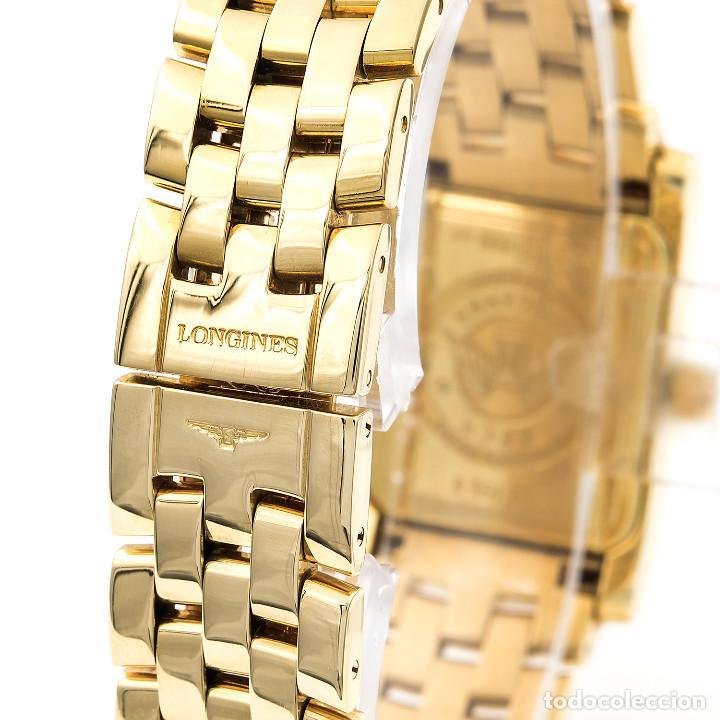 Relojes - Longines: Longines Reloj de Señora Oro Amarillo 18k - Foto 4 - 160946138