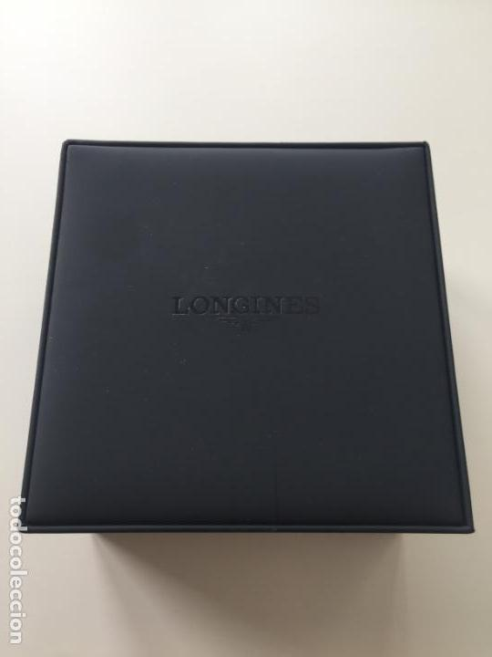 Relojes - Longines: LONGINES ESTUCHE DE RELOJ - ORIGINAL WATCH BOX LONGINES - Foto 2 - 162570542