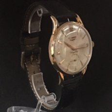 Relojes - Longines: LONGINES - 18K ORO ROSA ENORMES 36MM FLAGSHIPS - HOMBRE - 1950-1959. Lote 164082318