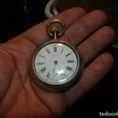 Relojes - Longines: BONITO RELOJ LONGINES BOLSILLO SEMICATALINO GOLD MEDAL PARIS 1878. Lote 164281118