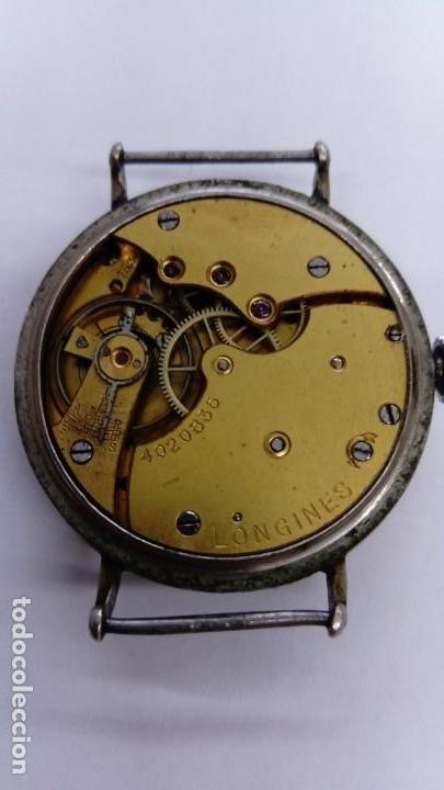 Relojes - Longines: Muy antiguo Reloj Longines - Foto 3 - 165537526