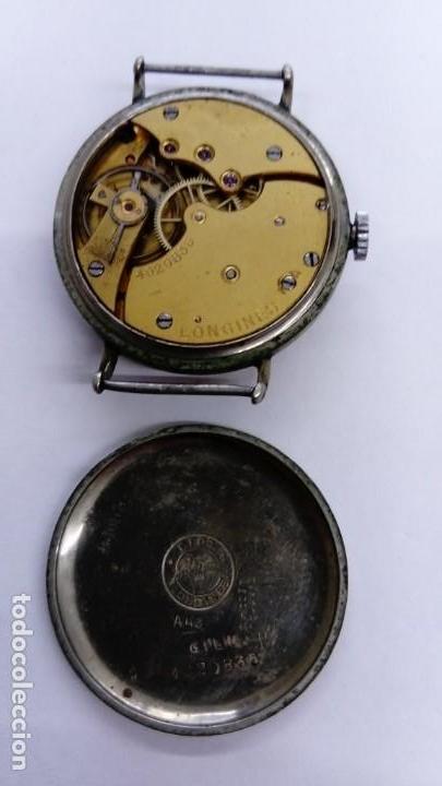 Relojes - Longines: Muy antiguo Reloj Longines - Foto 5 - 165537526