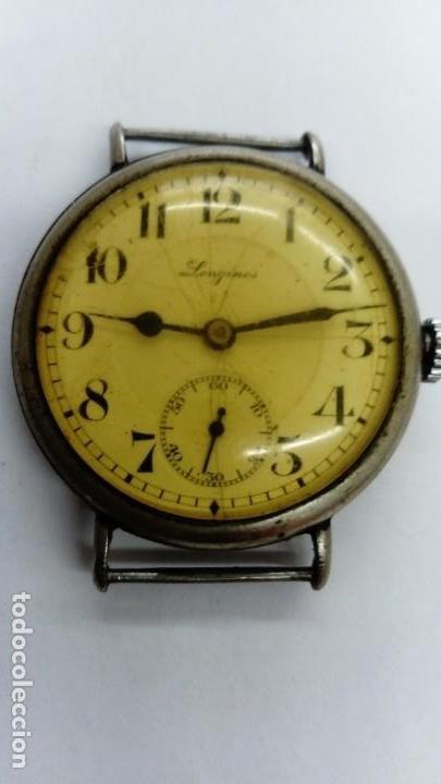 MUY ANTIGUO RELOJ LONGINES (Relojes - Relojes Actuales - Longines)