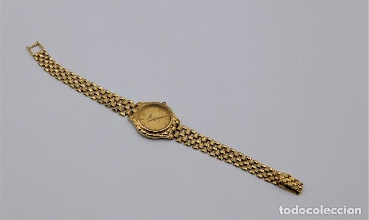 Relojes - Longines: LONGINES-PRECIOSO RELOJ-JOYA DE ORO 18K Y PULSERA DE ORO 18K-DE DAMA-CUARZO- - Foto 8 - 165780086