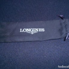 Orologi - Longines: FUNDA DE TELA MARCA LONGINES. Lote 168696408