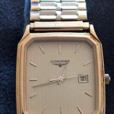 Relojes - Longines: RELOJ DE ORO DE CABALLERO - LONGINES - L.7.985.2 . Lote 169722776