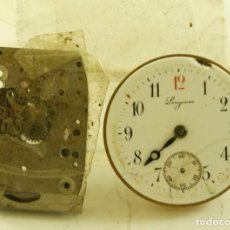 Relojes - Longines: LOTE DE 2 CALIBRES LONGINES 11.84 N Y 25.17 PIEZAS. Lote 171105167