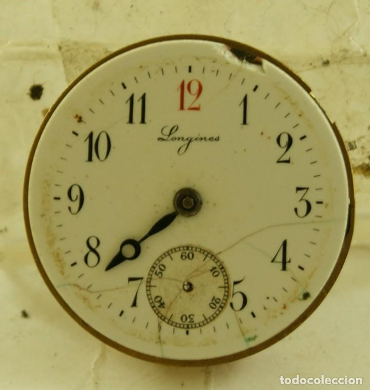 Relojes - Longines: LOTE DE 2 CALIBRES LONGINES 11.84 N Y 25.17 PIEZAS - Foto 2 - 171105167
