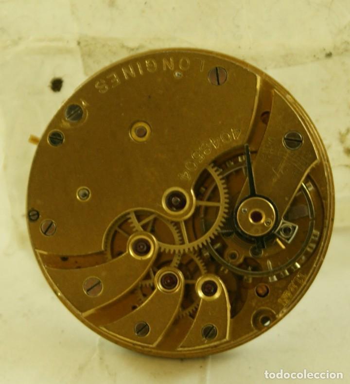 Relojes - Longines: LOTE DE 2 CALIBRES LONGINES 11.84 N Y 25.17 PIEZAS - Foto 3 - 171105167