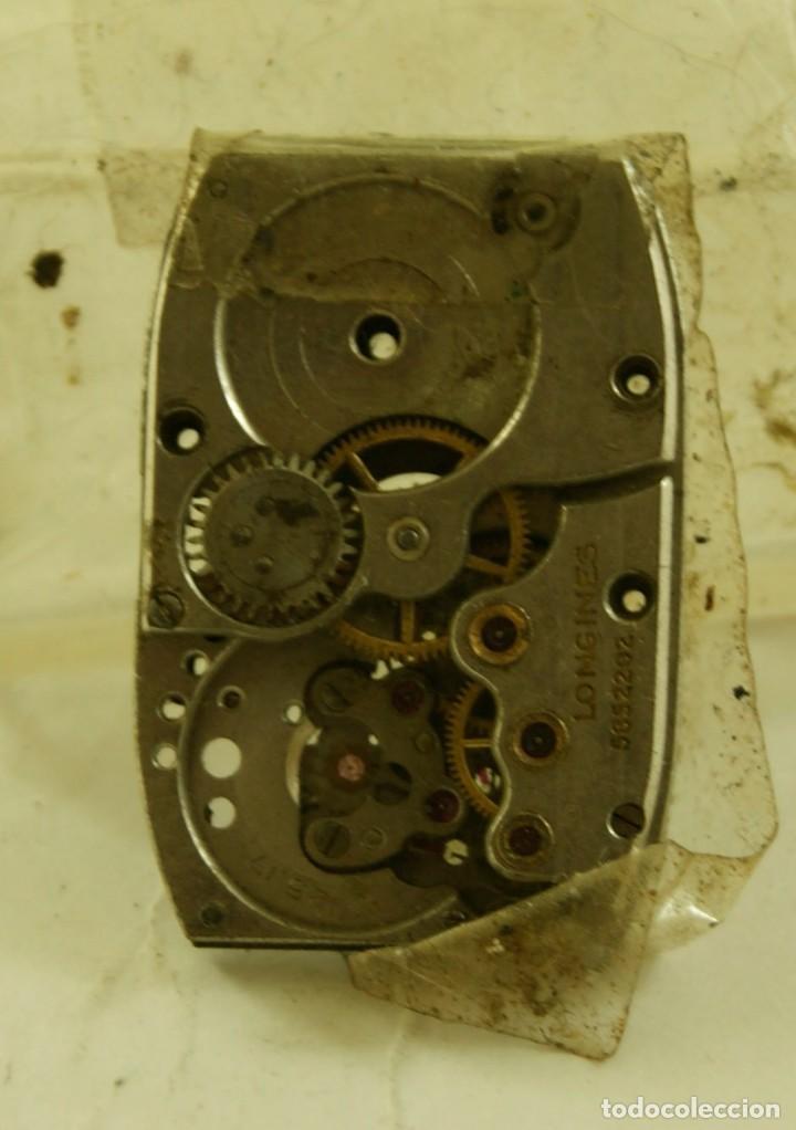 Relojes - Longines: LOTE DE 2 CALIBRES LONGINES 11.84 N Y 25.17 PIEZAS - Foto 4 - 171105167