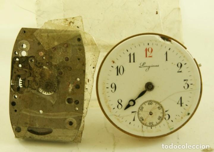 Relojes - Longines: LOTE DE 2 CALIBRES LONGINES 11.84 N Y 25.17 PIEZAS - Foto 5 - 171105167