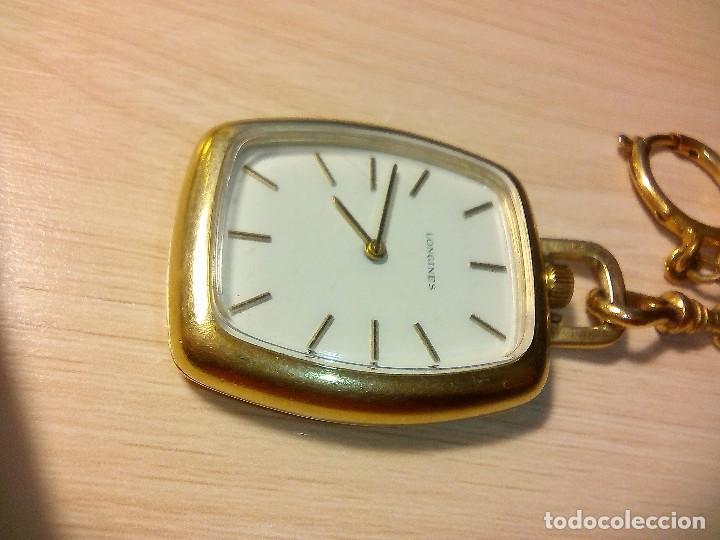 BOLSILLO LONGINES CALIBRE 18 (Relojes - Relojes Actuales - Longines)