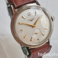 Relojes - Longines: LONGINES VINTAGE MECHANICAL SWISS WATCH. Lote 173648335