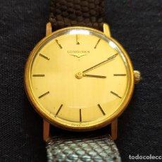 Relojes - Longines: ANTIGUO RELOJ DE ORO MARCA LONGINES, CARGA MANUAL. Lote 178099305