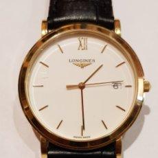 Relojes - Longines: LONGINES CLASSIC 18K GOLD. Lote 184636257