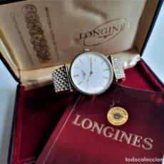 Relojes - Longines: RELOJ LONGINES + CAJA - ESFERA 30.MM DIAMETRO. Lote 185750815