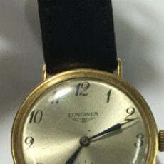 Relojes - Longines: RELOJ LONGINES ORO 18KL MAQUINARIA ORIGINAL 13.34 AÑOS 1900 PARA COLECCIONISTAS MUY RAROS. Lote 186136261
