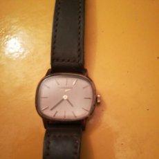 Relojes - Longines: RELOJ VINTAGE ORIGINAL LONGINES DE MUJER CUERDA MANUAL. Lote 186347127