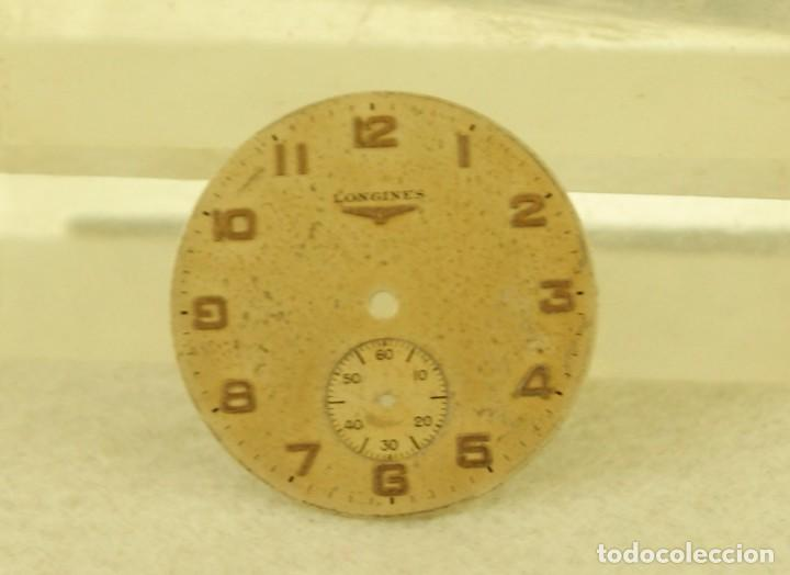 ESFERA LONGINES 12.68 Z 31MM COMPLETA (Relojes - Relojes Actuales - Longines)