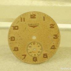 Relojes - Longines: ESFERA LONGINES 12.68 Z 31MM COMPLETA. Lote 186387186