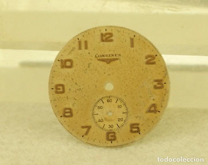 Relojes - Longines: ESFERA LONGINES 12.68 Z 31MM COMPLETA - Foto 2 - 186387186