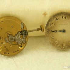 Relojes - Longines: 2 MAQUINAS LONGINES REPUESTOS N23. Lote 188407252