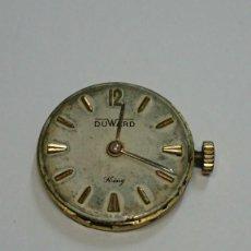 Relojes - Longines: MAQUINARIA RELOJ DE SEÑORA DUWARD, FUNCIONANDO . Lote 189108931