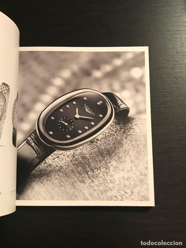 Relojes - Longines: CATALOGO LONGINE 2016 / 2017 - RELOJ RELOJES LIBRO EN ESPAÑOL - NO ROLEX OMEGA PATEK PHILIPPE CASIO - Foto 2 - 192193186