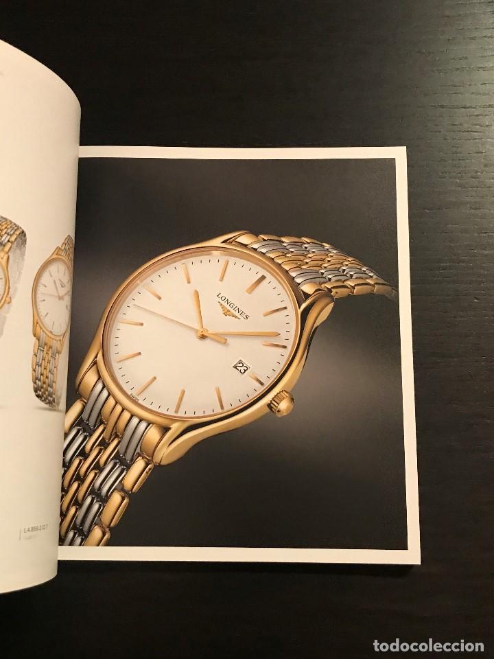 Relojes - Longines: CATALOGO LONGINE 2016 / 2017 - RELOJ RELOJES LIBRO EN ESPAÑOL - NO ROLEX OMEGA PATEK PHILIPPE CASIO - Foto 3 - 192193186