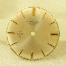 Relojes - Longines: ESFERA LONGINES PARA RELOJ CUERDA MANUAL 30MM ORIGINAL. Lote 192803327