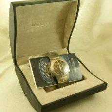 Relojes - Longines: LONGINES OPPOSITION ACERO CRONOGRAFO CAJA Y LIBRILLO INSTRUCCIONES ORIGINAL L3.618.4. Lote 193621122