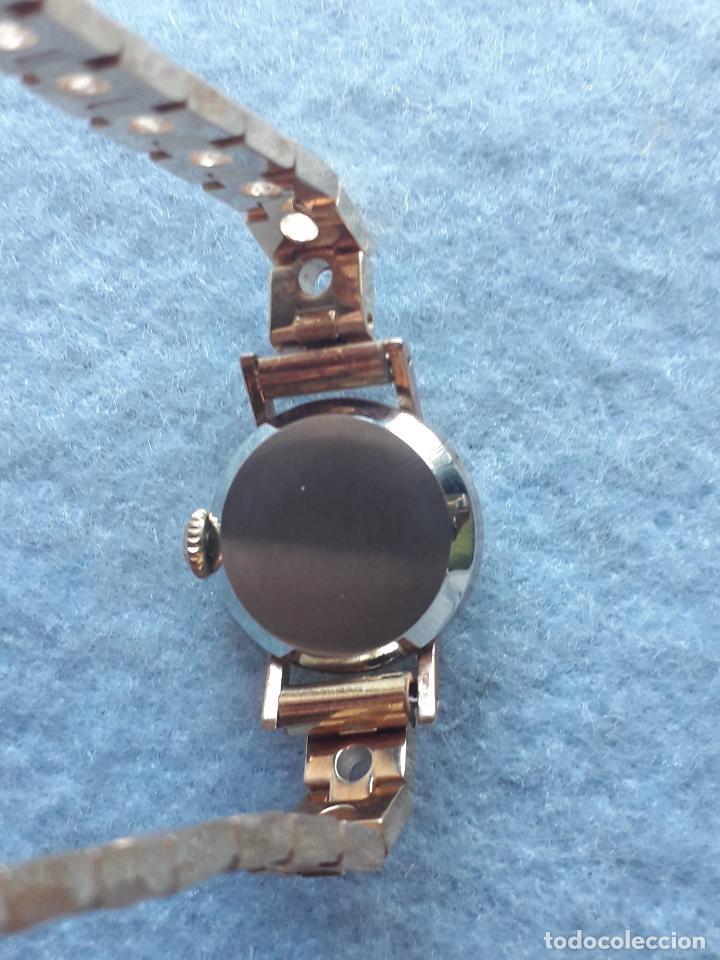 Relojes - Longines: Reloj marca Longines. Clásico de dama. Funcionando - Foto 4 - 193872407