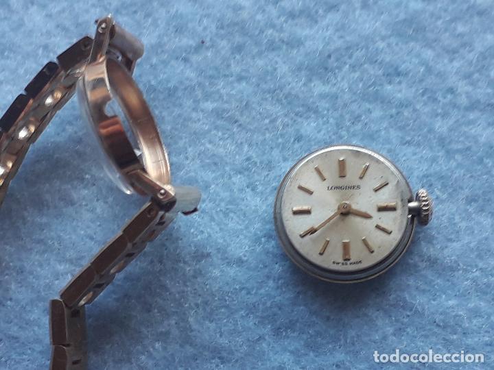 Relojes - Longines: Reloj marca Longines. Clásico de dama. Funcionando - Foto 5 - 193872407