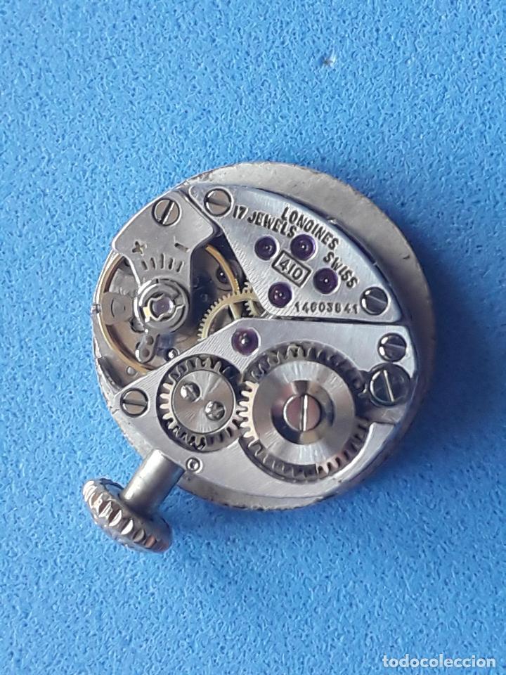 Relojes - Longines: Reloj marca Longines. Clásico de dama. Funcionando - Foto 6 - 193872407