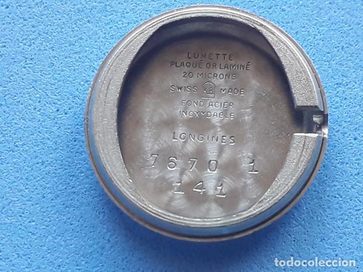 Relojes - Longines: Reloj marca Longines. Clásico de dama. Funcionando - Foto 7 - 193872407