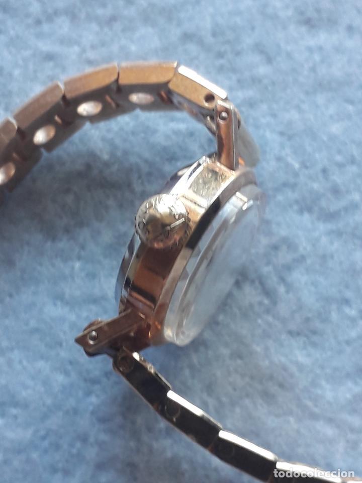 Relojes - Longines: Reloj marca Longines. Clásico de dama. Funcionando - Foto 8 - 193872407