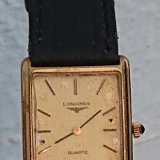 Relojes - Longines: RELOJ DE CABALLERO QUARTZ FUNCIONA. Lote 194519395