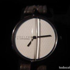 Relojes - Longines: RELOJ RODOLPHE BY LONGINES. Lote 195615332