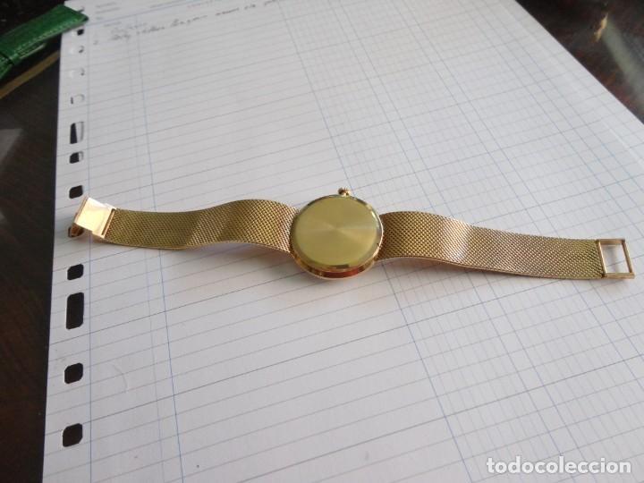 Relojes - Longines: Reloj de caballero Longines en oro máquina 490 - Foto 2 - 196172903