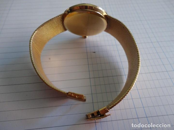 Relojes - Longines: Reloj de caballero Longines en oro máquina 490 - Foto 7 - 196172903