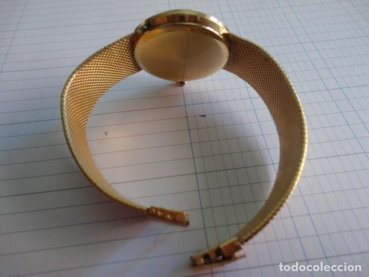 Relojes - Longines: Reloj de caballero Longines en oro máquina 490 - Foto 8 - 196172903