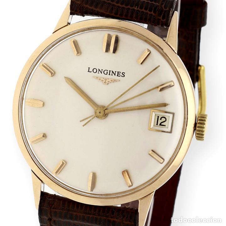 Relojes - Longines: Longines Reloj de Pulsera para Caballero de Cuerda Manual - Foto 2 - 196960890